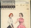 Butterick 7243
