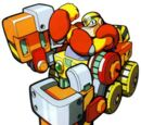 Earth-mover Robot Masters