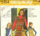 Simplicity 5154