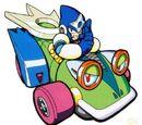 Mega Man III bosses