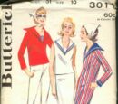 Butterick 3011 A