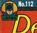 Detective Comics Vol 1 112