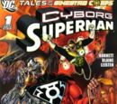 Tales of the Sinestro Corps: Cyborg Superman Vol 1 1