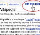 Copying Articles From Wikipedia
