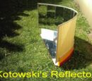 Réflecteur de Kotowski