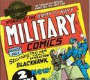 Millennium Edition: Military Comics Vol 1 1