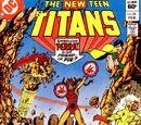 New Teen Titans: Terra Incognito