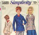 Simplicity 6689