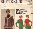 Butterick 4128