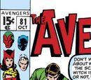 Avengers Vol 1 81