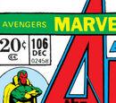 Avengers Vol 1 106