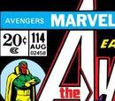 Avengers Vol 1 114
