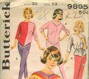 Butterick 9805