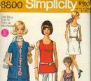 Simplicity 8800