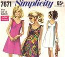 Simplicity 7671