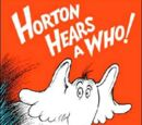 Horton Hears a Who! (Book)