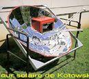 Cuisinière solaire multifonctions