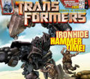 Transformers Comic issue 8
