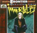 Mortigan Goth: Immortalis Vol 1 1