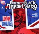 Green Arrow and Black Canary Vol 1 7