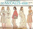 McCall's 4598