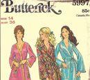 Butterick 5997 A