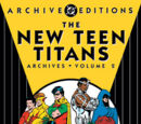 New Teen Titans Archives Vol 2 (Collected)