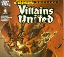 Infinite Crisis Special: Villains United Vol 1 1
