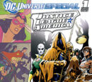 DC Universe Special - Justice League of America Vol 1 1