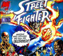 Street Fighter (Malibu Comic) Issue 1