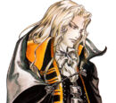 Personajes de Castlevania: Symphony of the Night
