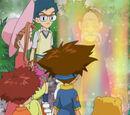 Digimon Adventure 02 Nebencharaktere