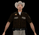 Badlands-Polizist 1 (SA)
