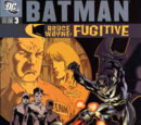 Batman: Bruce Wayne - Fugitive Vol 3 (Collected)