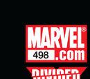 Uncanny X-Men Vol 1 498