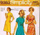 Simplicity 9383