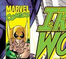Iron Fist Wolverine Vol 1 3
