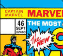 Captain Marvel Vol 1 46