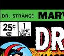 Doctor Strange Vol 2 1/Images
