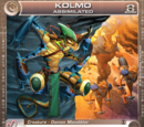 Kolmo, Assimilated