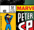 Peter Parker, The Spectacular Spider-Man Vol 1 51