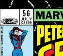 Peter Parker, The Spectacular Spider-Man Vol 1 56