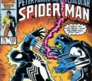 Peter Parker, The Spectacular Spider-Man Vol 1 122