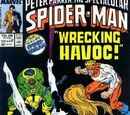 Peter Parker, The Spectacular Spider-Man Vol 1 125