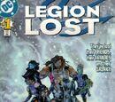 Legion Lost Vol 1 1