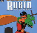 Robin: Year One (Collected)