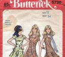 Butterick 5720