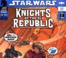 Star Wars Knights of the Old Republic Vol 1 22