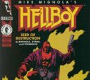 Hellboy: Seed of Destruction Vol 1 1