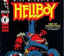 Hellboy: Seed of Destruction Vol 1 2